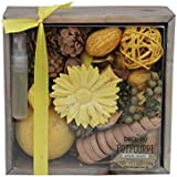 DECO ARO Potpourri Lemon Grass Fragrance - 100 g