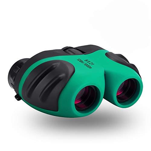 yyhappy Childhood Binoculars Juguete 4-11 Años De Edad,...