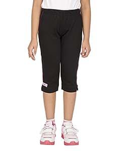 Ocean Race Girls's Stylish Cotton capri ( 3/4 th Pant)-10252-2-3YRS
