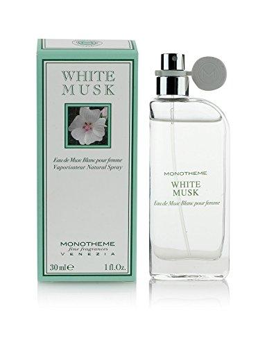 Monotheme White Musk Eau de Toilette pour Femme 30 ml