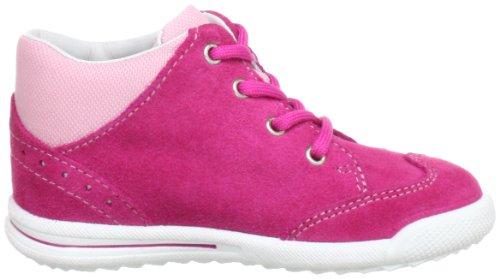 Superfit Avrile Mini 00037264, Scarpe primi passi bambina Rosa (Pink (pink kombi 64))