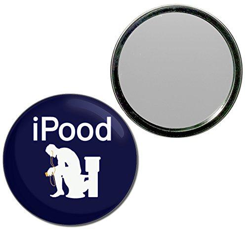 Ipood - 55mm ronde de miroir compact