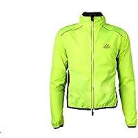 HYSENM Regenmantel Regenjacke Regenanzug wasserdicht winddicht Tour de France logo für Radsport Motorfahren Wandern