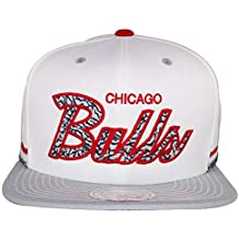Mitchell & Ness Chicago Bulls NBA Snapback Gorra