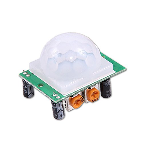 Amazon.es - PIR Motion Sensor (HC-SR501)