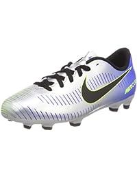Nike Unisex Kids' Jr Mercurial Vortex III Njr FG Footbal Shoes