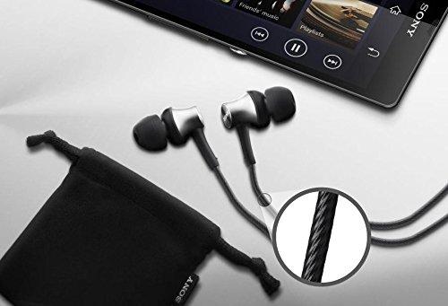 Sony MDR-EX450H geschlossene In-Ear-Kopfhörer grau - 3
