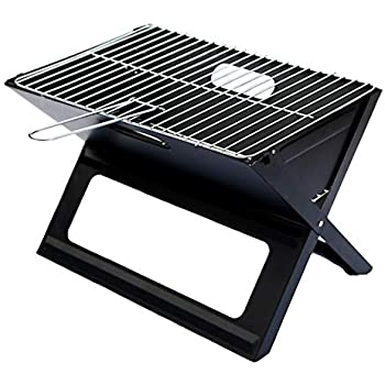 Outdoor Picnic Superior Materials Barbecuing & Outdoor Heating Active Brilliantday 32-inch Height Portable Tripod Grilling Set