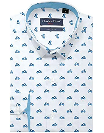92426e0c0619f Shirts: Buy casual & formal shirts for men online at best prices in ...
