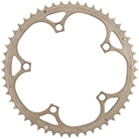 Campagnolo Record 10-Speed 53T Chainring For Use With 39T Inner Ring, Anti-Friction Coating 135mm