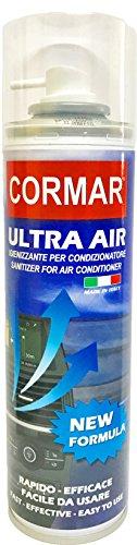 CORMAR Sanificante Igienizzante Abitacolo Interni Aria Condizionata ULTRA AIR