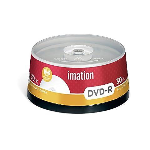 Imation DVD-R Inkjet printable 16X 4.7GB 30PK