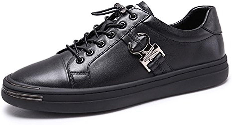 Einfache Farben der einfachen Art und weisse der Männer beiläufige Schuhe der bequemen großen unteren Männer beschuht