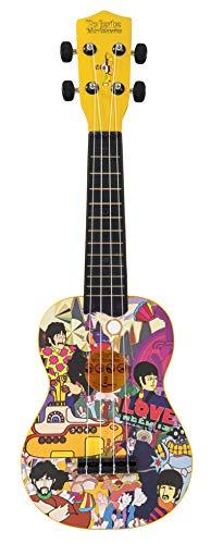 The Beatles Yellow Submarine YSUK04 Ukulele - Montage