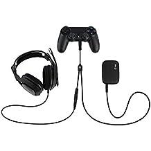 Elgato Game Capture HD60 con Cable Chat Link - Grabadora HD (1080p, 60 fps, USB 2.0, HDMI), negro