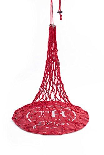 TransHorse Sport Heunetz mit Boden in der Farbe Red Flower