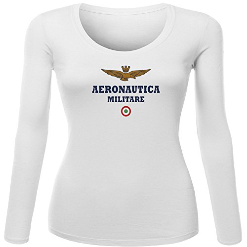 Aeronautica Militare For Ladies Womens Long Sleeves Outlet