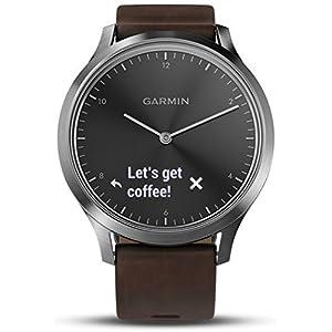 GARMIN Hybrid-Smartwatch Vivomove™ HR Premium 010-01850-04