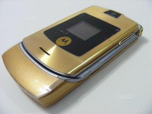 Motorola V3i RAZR Gold - D & G Dolce & Gabbana Gold Edition - SIM-frei