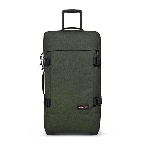 Eastpak Authentic Maleta, 67 cm, 78 Litros, Verde / Crafty Khaki