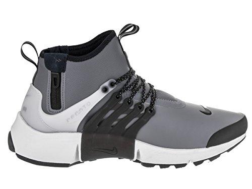 Nike 859524-001, Scarpe da Basket Uomo Grigio