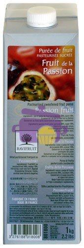 Purée de Fruit de la Passion Ravifruit - La boutique des pâtissiers