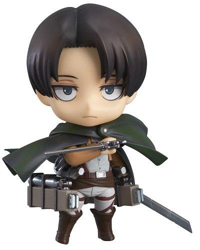 Good Smile Figurine L'attaque des Titans: Levi Nendoroid