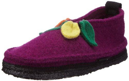 Nanga Herbstlaub 05-0088, Pantofole donna Viola (Violett (bordeaux 43))