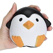 vovotrade Lindo pingüinos del animal del sur del sur squishy lenta creciente crema juguetes de descompresión perfumados