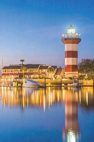 Hilton Head (Notebear: Hilton Head, South Carolina, Light House Journal (Travel Notebook & Diary with Alternate Blank & Lined Pages, Band 61))