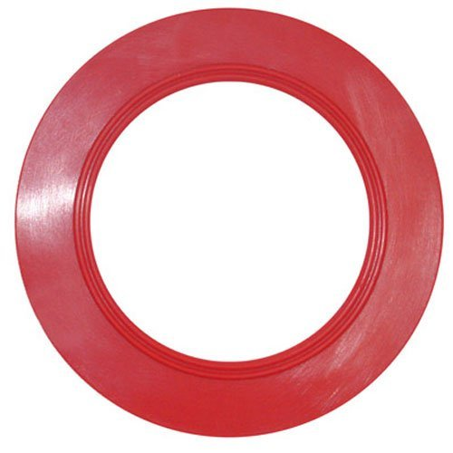 Korky 450BP Flush Valve Seal For American Standard and Eljer Toilet Repairs, 4-Inch by Korky