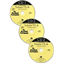 Real Book Playalong Volume 1 E-K 3CD