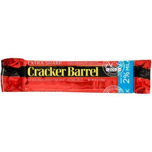 cracker-barrel-natural-reduced-fat-extra-sharp-cheddar-cheese-8-ounce-12-per-case-by-cracker-barrel