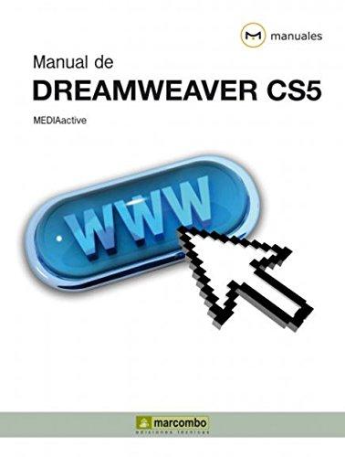 Manual de Dreamweaver CS5 por MEDIAactive