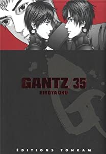 Gantz Edition simple Tome 35