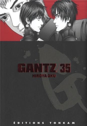 Gantz, Tome 35 : par Hiroya Oku