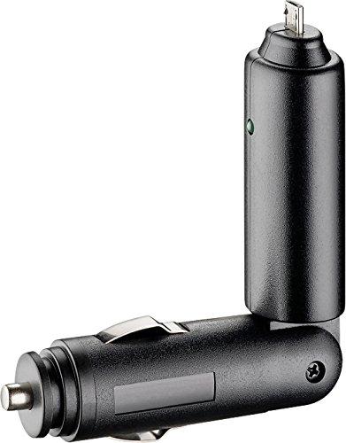 Plantronics Kfz-Ladeadapter Micro-USB 12V inkl.Headset-Halter Zubehoer Explorer/Discovery/Voyager 01 Plantronics Audio