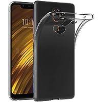Ferilinso Funda Xiaomi Pocophone F1, Ultra [Slim Thin] Resistente a los arañazos TPU