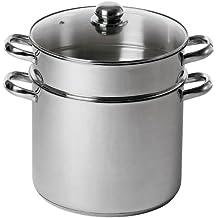 Baumalu 342639 - Cuscusera, 9 litros, 24 centímetros