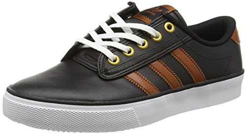 adidas Herren Kiel Skaterschuhe Black (Negbas / Stseco / Ftwbla)