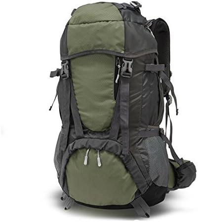 Zaino resistente- Borsa da viaggio viaggio viaggio Zaino da escursione da esterno Zaino da spalla Zaino Uomini e donne possono usare la borsa da scuola Borse da alpinismo di grande capacità -MultiColoreeee opzionale ( Coloreee   verde ) | Materiali selezionati  | f38266