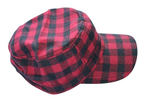 nilin-casquette-de-baseball-femme-rouge-rouge-taille-unique-rouge-taille-unique