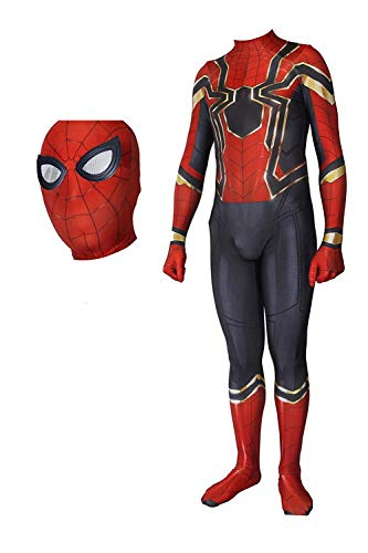 Carswill Pretend Play Erwachsene Spandex Full Suits Halloween Cosplay Superhero Outfit