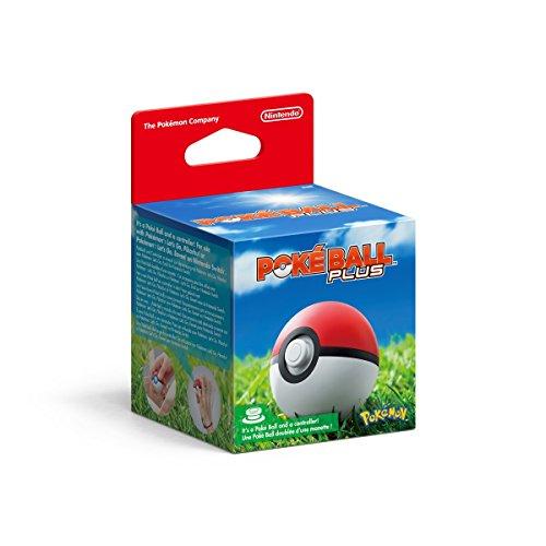 Poké Ball Plus (precio: 42,90€)