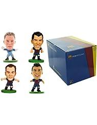 SoccerStarz - Figura con cabeza móvil FC Barcelona (400191)