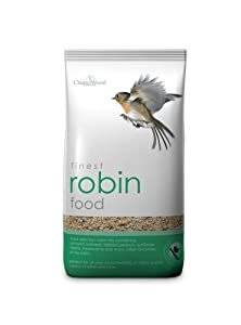 Chapelwood Robin Food 5kg from Solus Garden and Leisure Ltd