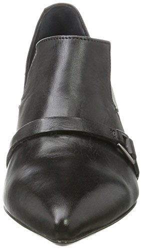 Shoe Biz Damen Fromagee Pumps Schwarz (velluto Nero)
