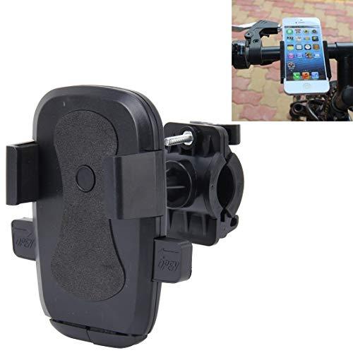 HQ's perfect store Équipement de vélo Support de téléphone de vélo Rotatif à 360 degrés pour Smartphone de Taille iPhone 6, Taille du Clip: 45mm-72mm Sûr et Pratique (SKU : S-ip6g-1398b)