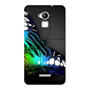 Stylish Butterflie Power Multicolor Back Case Cover for Coolpad Note 3