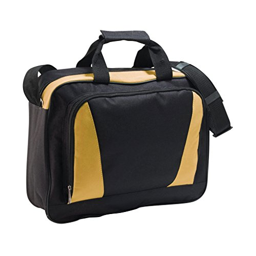 SOLS Cambridge Aktenkoffer / Business-Tasche / Schultertasche Gold